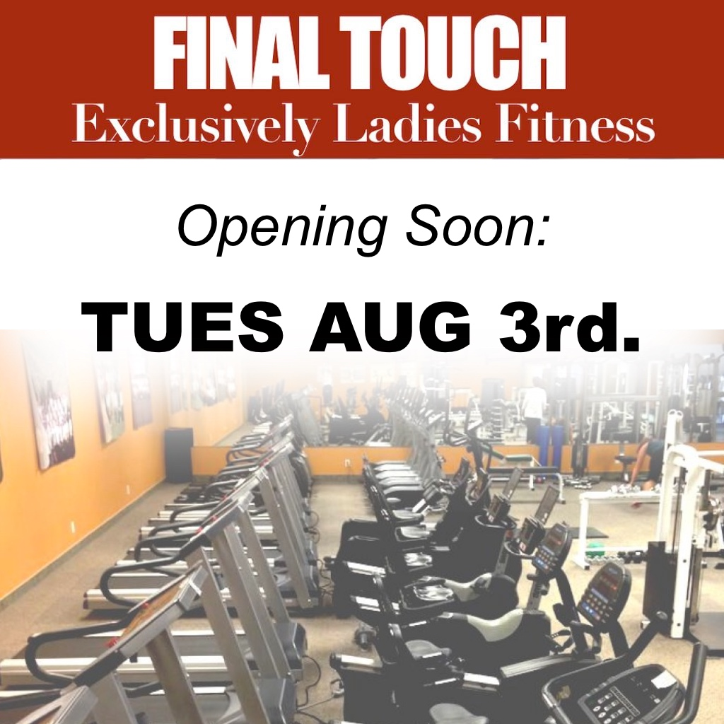 Aug 3rd Opening